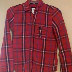 Abercrombie and Fitch Button Up Shirt